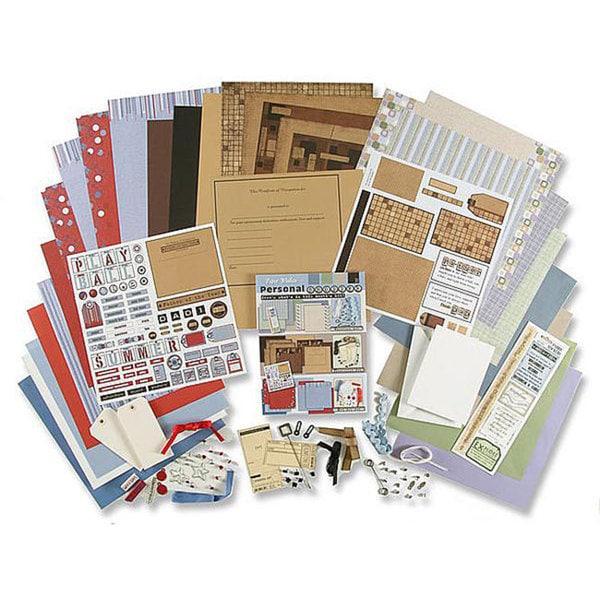 June '06 Personal Shopper Scrapbooking Kit