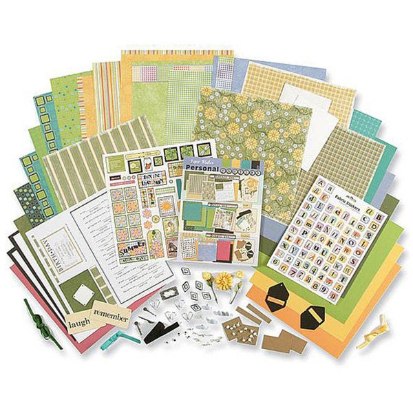 July '06 Personal Shopper Scrapbooking Kit