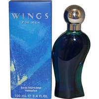 Giorgio Beverly Hills Wings Men's 3.4-ounce Eau de Toilette Spray