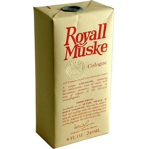 Royall Muske 8-ounce Cologne Aftershave