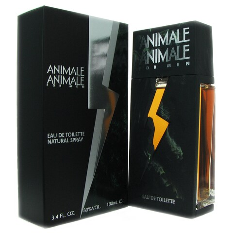 Animale Parfums Animale Men's 3.3-ounce Fruity Eau de Toilette Spray
