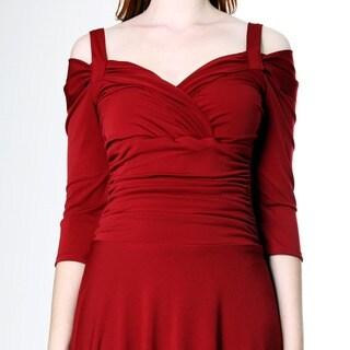 Evanese Women's Elegant Long Dress