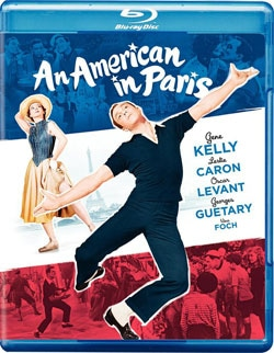 An American In Paris (Blu-ray Disc)