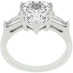 Kate Bissett Heart Triplet Ring