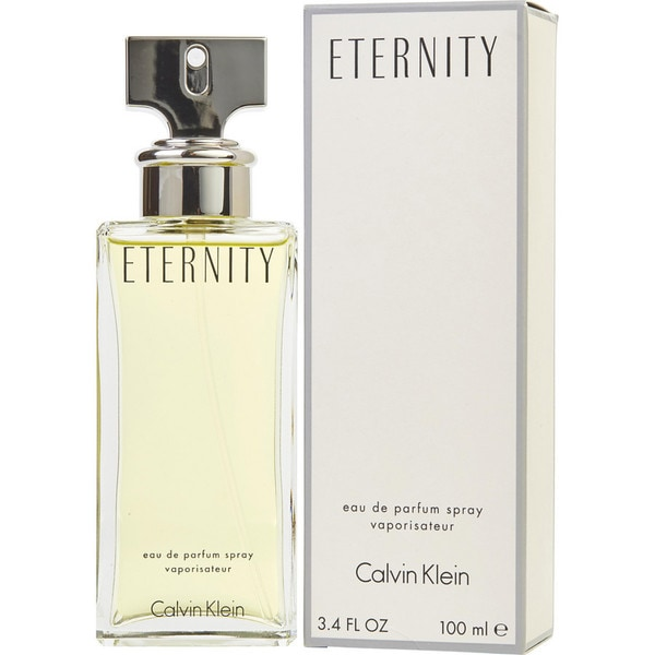 Shop Calvin Klein Eternity Womens 34 Ounce Eau De Parfum Spray
