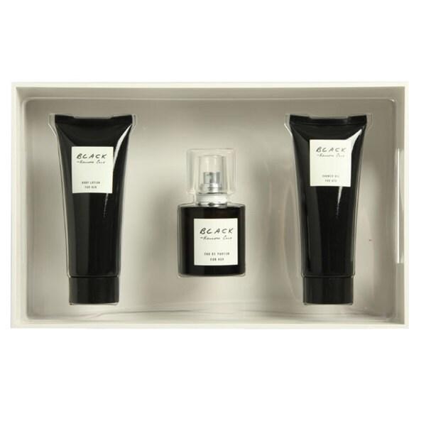 Kenneth Cole Black for Her 3-piece Fragrance Set