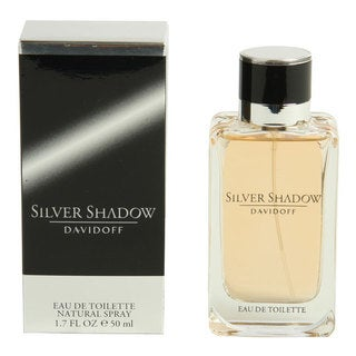 Silver Shadow by Davidoff 1.7-ounce Eau de Toilette Spray
