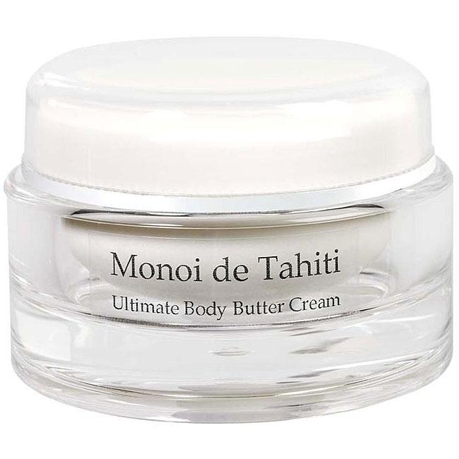 Luxuriant Monoi De Tahiti Anti-aging Body Butter