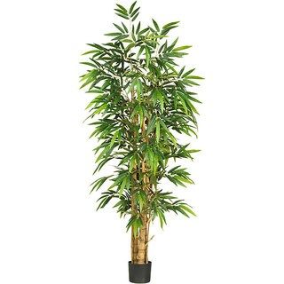 Silk 6-foot Belly Bamboo Tree