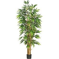 Silk 6-foot Belly Bamboo Tree