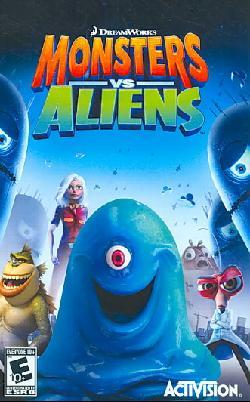 PSP - Monsters vs. Aliens