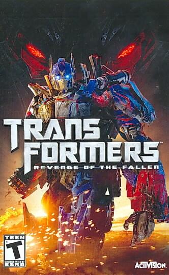 PS2 - Transformers: Revenge of the Fallen