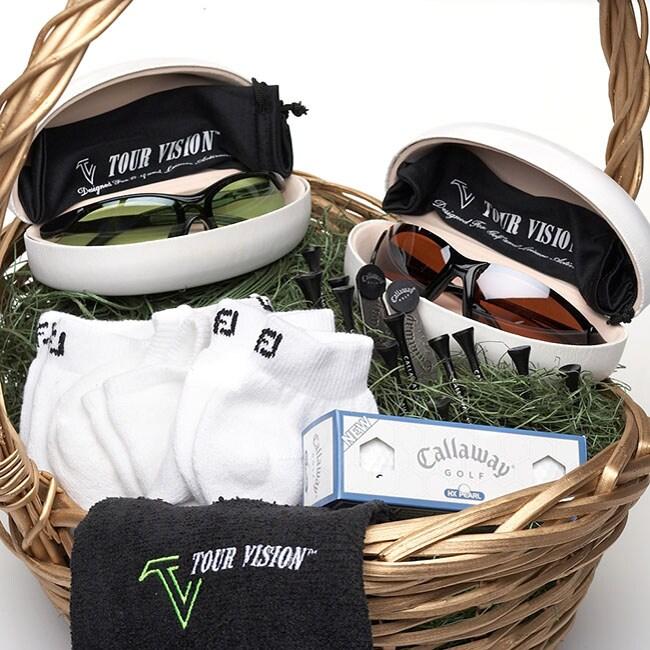Tour Vision 'Executive Players' Gift Basket