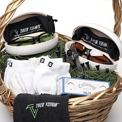 Tour Vision 'Executive Players' Gift Basket