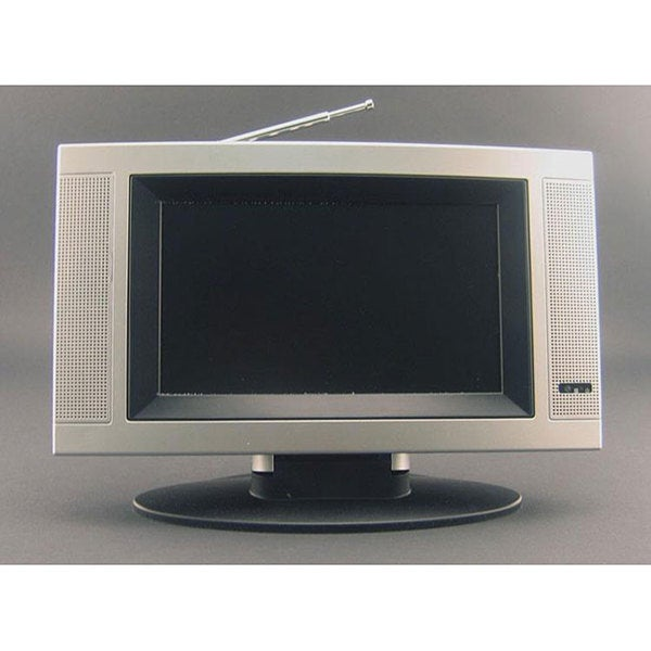 Lasonic ATL-850 8.5-inch LCD HDTV with Built-in Stereo Speakers