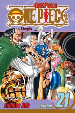 One Piece 21: Utopia (Paperback)