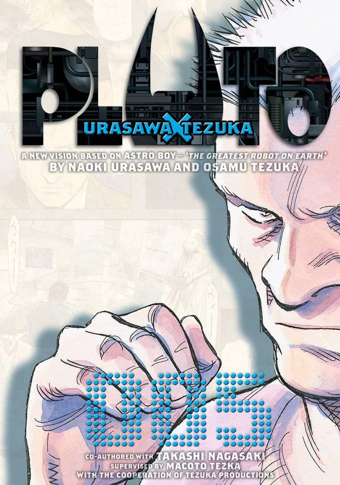 Pluto Urasawa X Tezuka 5: Urasawa X Tezuka (Paperback)