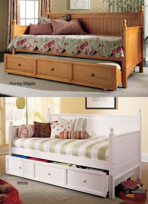 Casey Twin Trundle Daybed Free Shipping Today