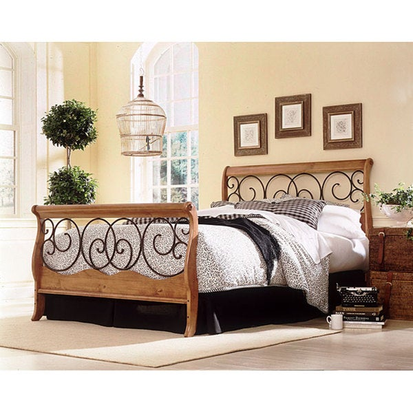 Dunhill Full-size Bed and Frame - Free Shipping Today - Overstock ...