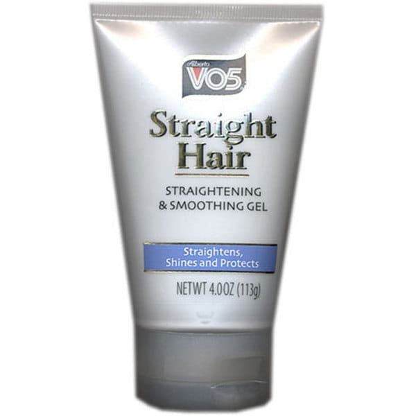 Shop Vo5 4 Oz Hair Straightening And Smoothing Gel Pack