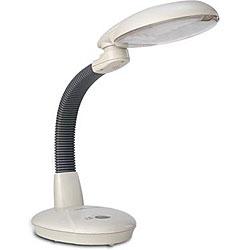 EasyEye Oval-Shaped Gooseneck Desk Lamp
