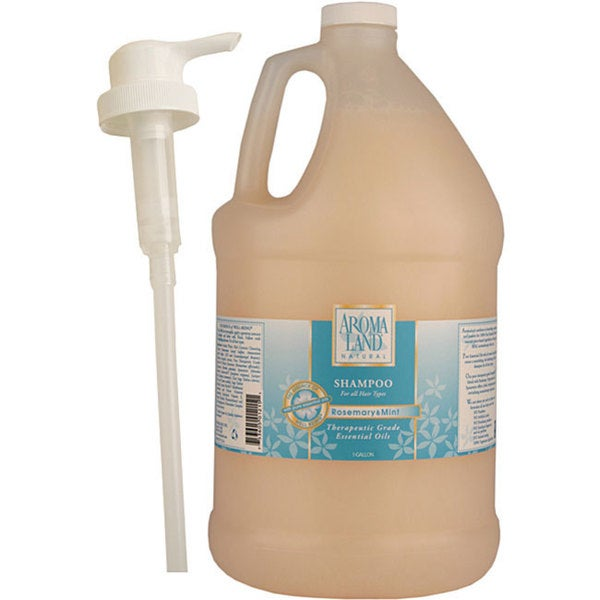 Aromaland Rosemary and Mint 1-gallon Shampoo