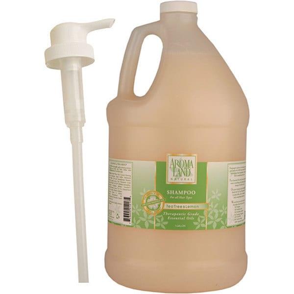 Aromaland 1-gallon Tea Tree/ Lemon Shampoo
