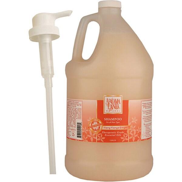 Aromaland Ylang Ylang/ Ginger 1-gallon Shampoo