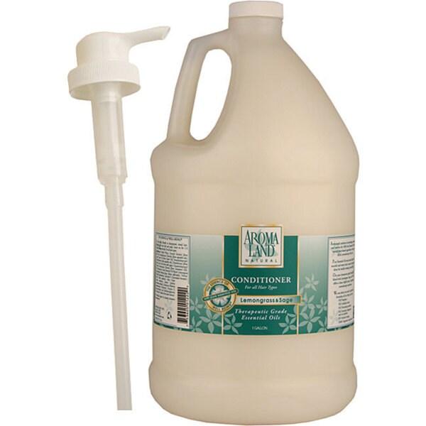 Aromaland 1-gallon Lemongrass/ Sage Conditioner