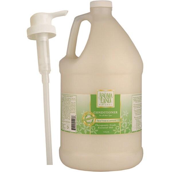 Aromaland 1-gallon Tea Tree and Lemon Conditioner