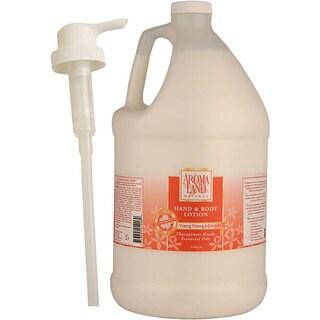 Aromaland 1-gallon Ylang/ Ginger Body Lotion