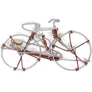 Handmade Bicycle Pin (Kenya)