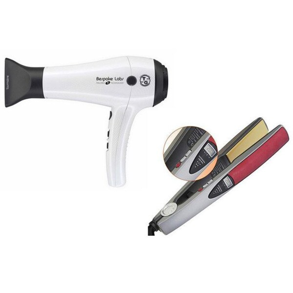 T3 Evolution Blow Dryer and Bellissima Flat Iron