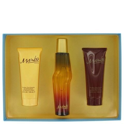 Liz Claiborne Mambo Men's 3-piece Fragrance Gift Set