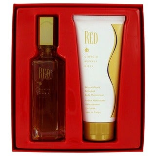 Giorgio Beverly Hills Red 2-piece Women's Fragrance Set