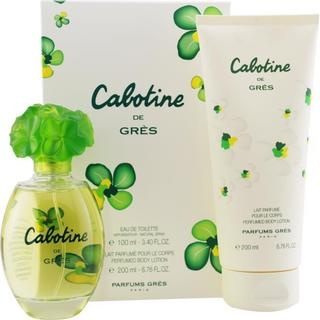 Parfums Gres Cabotine Women's 2-piece Gift Set