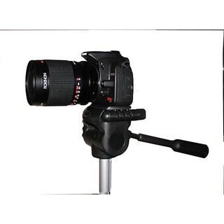 Rokinon 500mm/ 1000mm Mirror Lens for Canon EOS
