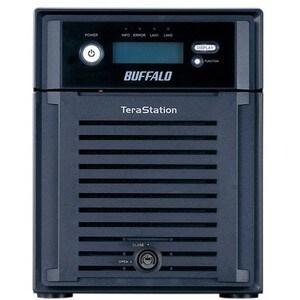 Buffalo TeraStation III Hard Drive Array - 4 x HDD Installed - 4 TB I