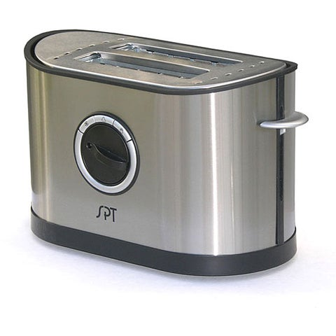 Two-slot Stainless Steel Toaster