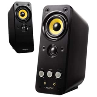 Creative GigaWorks II Series T20 2.0 Speaker System - 28 W RMS - Glos|https://ak1.ostkcdn.com/images/products/3865545/P11916028.jpg?impolicy=medium