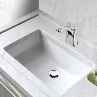 12 Inch Bathroom Sink. Highpoint Collection White Ceramic Undermount Vanity Sink