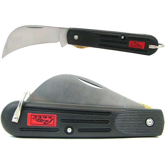Stainless Steel 4-inch Pruning Utility Knife