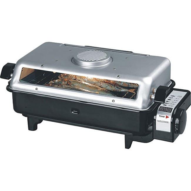 SPT SO-2008 Stainless Steel Electric Roaster