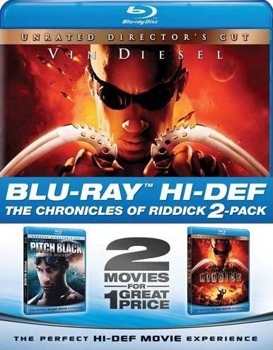 The Chronicles of Riddick/Pitch Black (Blu-ray Disc)