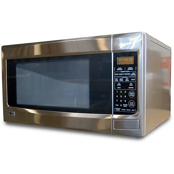 LG 2-cubic-foot Stainless Steel Microwave (Refurbished)