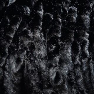 Aurora Home Mink Faux Fur Throw