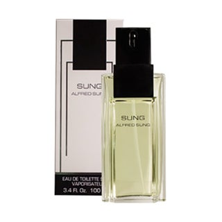 Alfred Sung Women's 3.4-ounce Eau de Toilette Spray