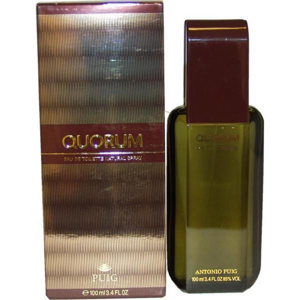 Antonio Puig Quorum Men's 3.4-ounce Eau de Toilette Spray