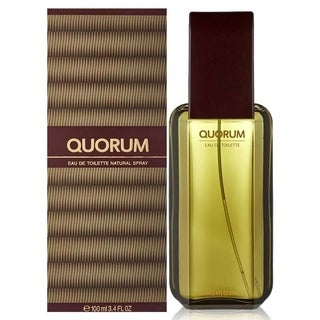 Antonio Puig Quorum Men's 3.4-ounce Eau de Toilette Spray