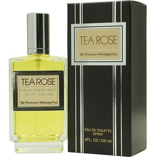 Perfumers Workshop Tea Rose Women's 4-ounce Eau de Toilette Spray